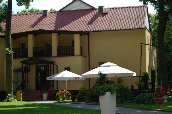 Hotel w Dobieszkowie - фото 23