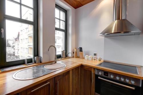 Apartament Haffnera 10 - фото 23
