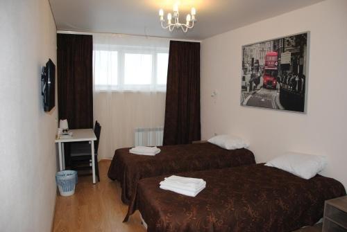 Отель One Way - фото 5