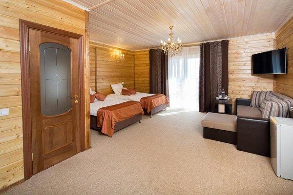 Отель Ангара - фото 25