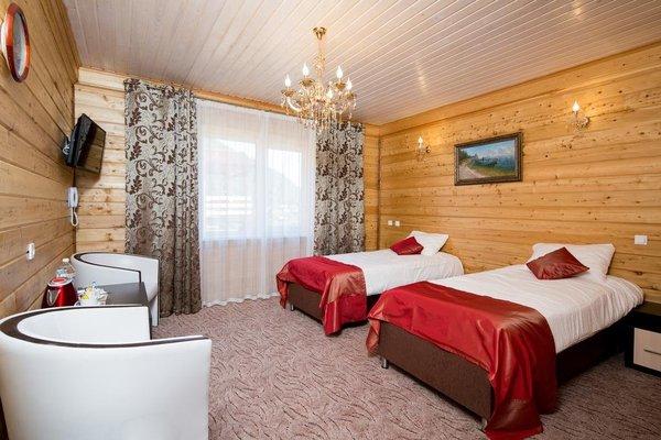 Отель Ангара - фото 1