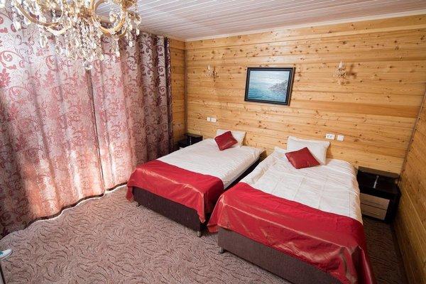 Отель Ангара - фото 2