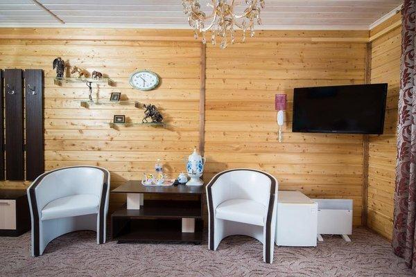 Отель Ангара - фото 3