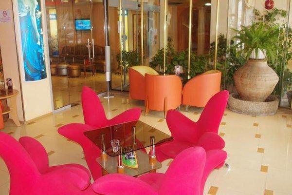 Tundzha Hotel - фото 14