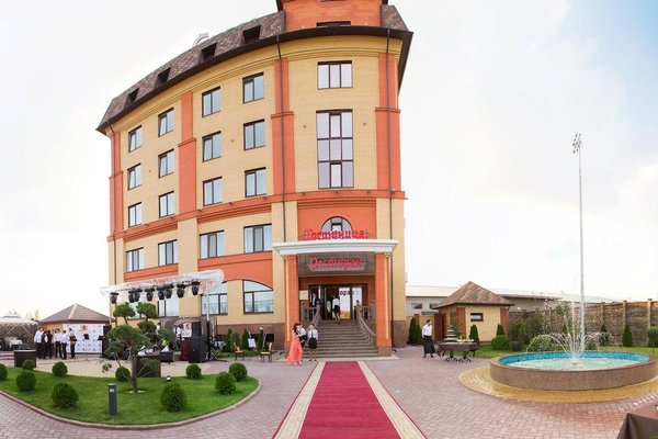 Gray Hotel & Restaurant - фото 12