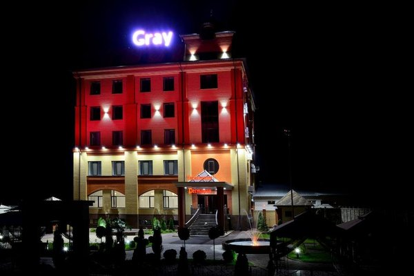 Gray Hotel & Restaurant - фото 14