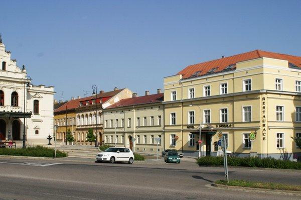 Hotel U Divadla - фото 22