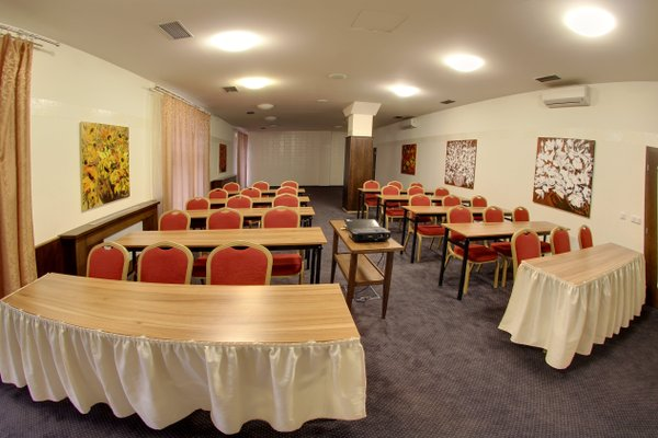 Hotel Baltaci Atrium - фото 14