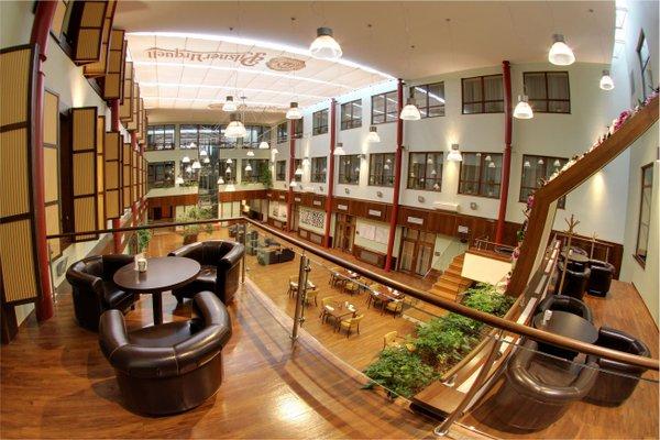 Hotel Baltaci Atrium - фото 16