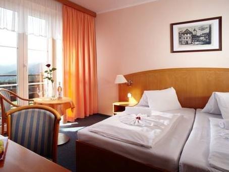 Orea Hotel Spicak - фото 2