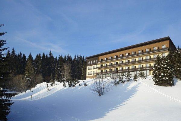 Orea Hotel Spicak - фото 22