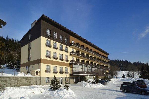 Orea Hotel Spicak - фото 23