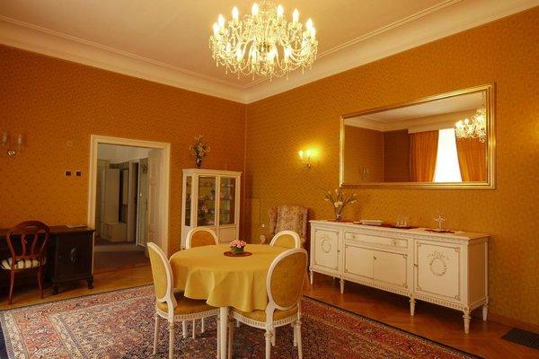 Schlosshotel Zamek Zdikov - фото 12