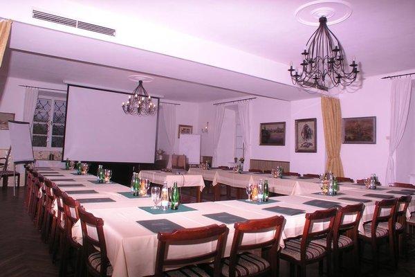 Schlosshotel Zamek Zdikov - фото 13
