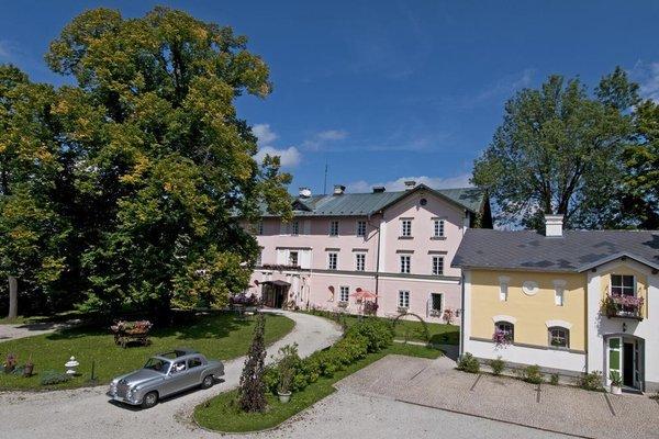 Schlosshotel Zamek Zdikov - фото 23