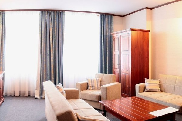 Hotel Zlaty Lev Zatec - фото 4