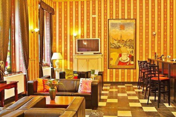 Hotel Zlaty Lev Zatec - фото 6