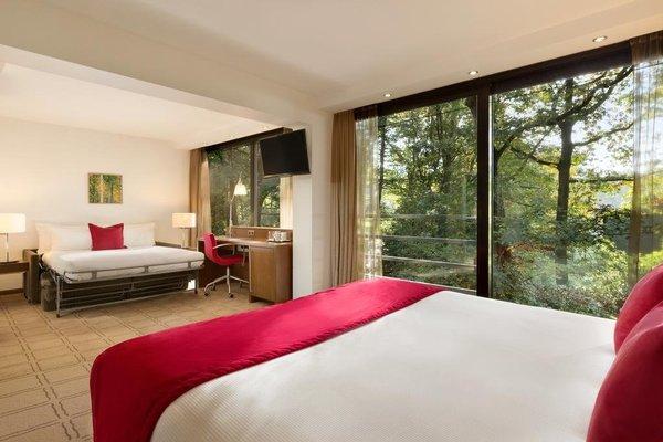 Hotel Dolce La Hulpe Brussels - фото 1