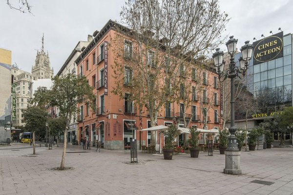 Petit palace Plaza del Carmen - фото 19