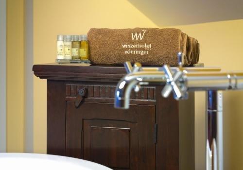 Winzerhotel Vohringer - фото 11