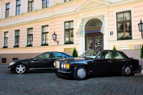 Grand Palace Hotel - фото 23