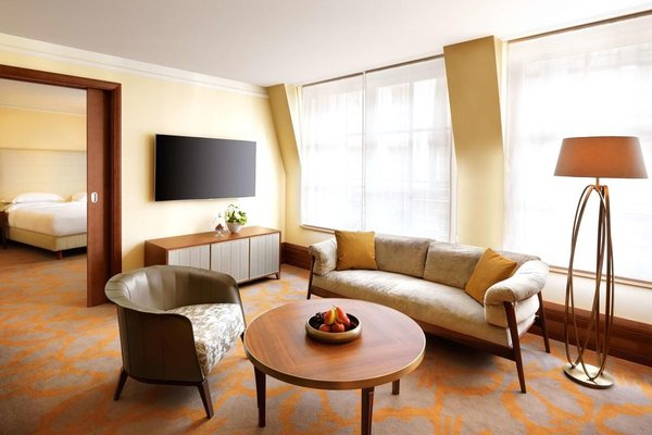 Apartment Residences at Park Hyatt Hamburg - фото 3
