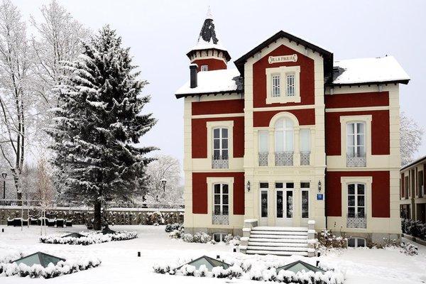 Hotel Villa Paulita - фото 23