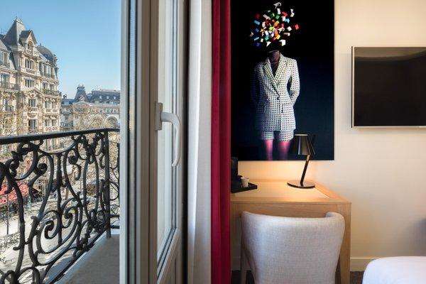 Azur Hotel - фото 16
