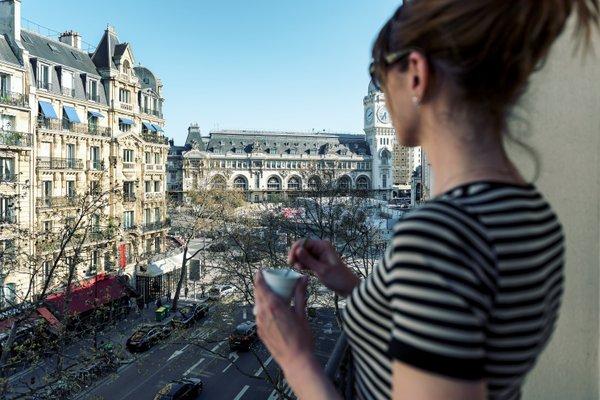 Azur Hotel - фото 9