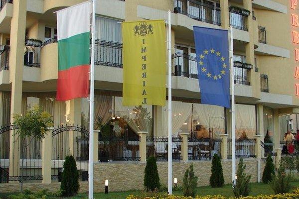 Imperial Hotel, Приморско