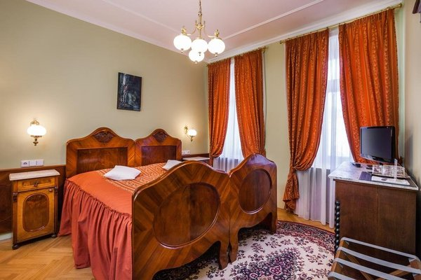 Hotel Jelinkova vila - фото 2