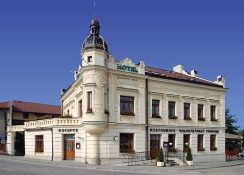 Hotel Jelinkova vila - фото 22