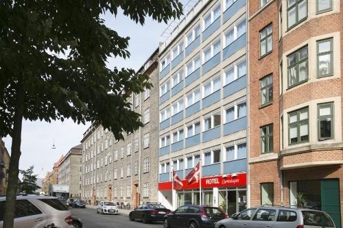 Hotel Copenhagen Apartments - фото 24
