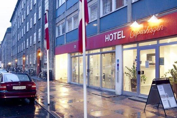 Hotel Copenhagen Apartments - фото 1