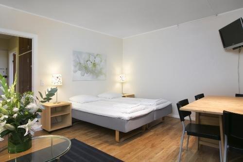 Hotel Copenhagen Apartments - фото 11