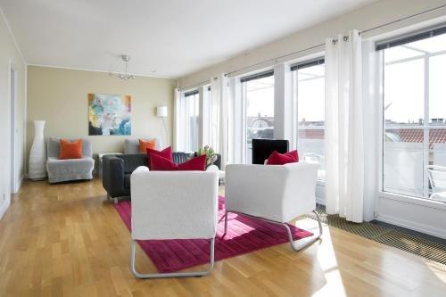 Hotel Copenhagen Apartments - фото 17