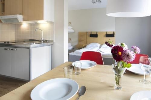 Hotel Copenhagen Apartments - фото 2