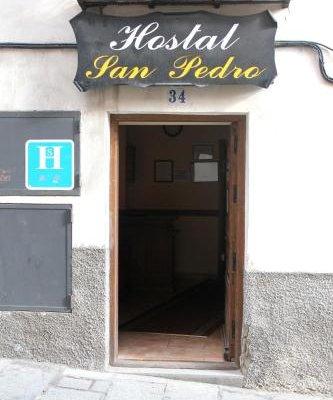 Hostal San Pedro - фото 22