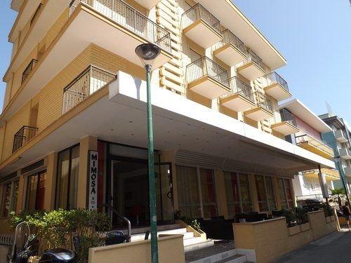 Гостиница «Mimosa», Риччионе