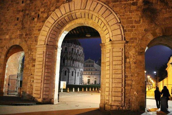 Hotel Pisa Tower - фото 22