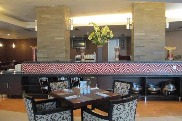 Hotel Menara Bahtera - фото 13