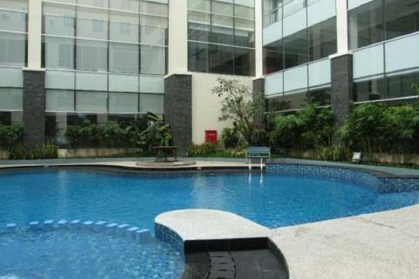 Hotel Menara Bahtera - фото 21