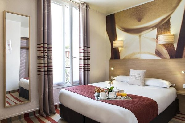 Hotel Ariane Montparnasse by Patrick Hayat - фото 2