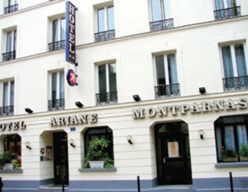 Hotel Ariane Montparnasse by Patrick Hayat - фото 23