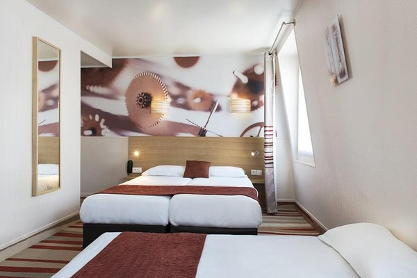 Hotel Ariane Montparnasse by Patrick Hayat - фото 3