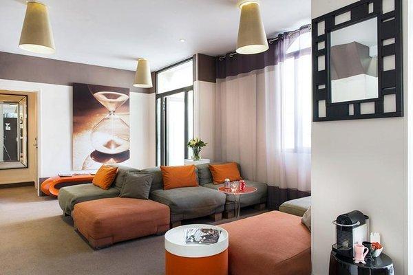 Hotel Ariane Montparnasse by Patrick Hayat - фото 8