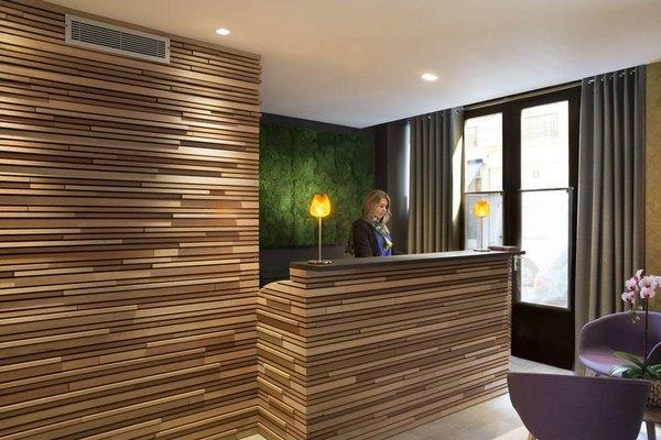 Hotel Eden - фото 12