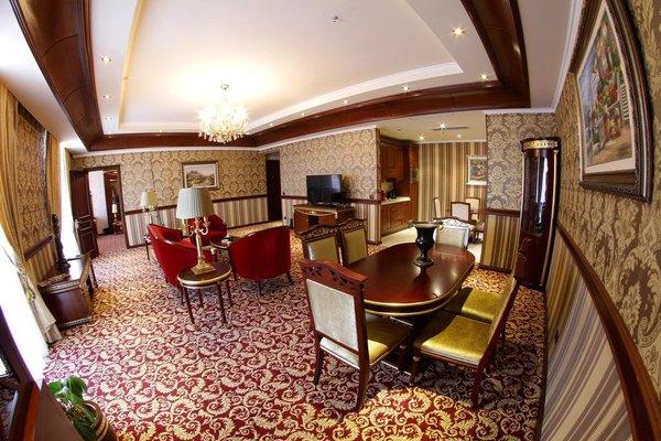 Курортный спа-отель Golden Palace - фото 15