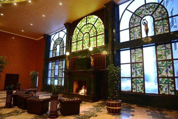 Курортный спа-отель Golden Palace - фото 23