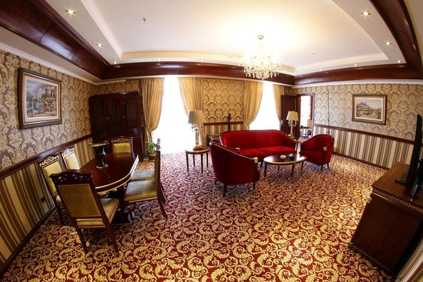 Курортный спа-отель Golden Palace - фото 7